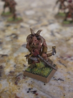 Ungor Raider Halfhorn