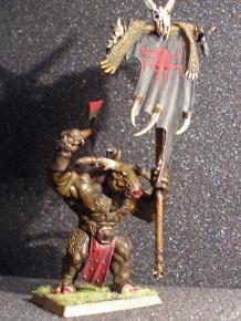 Minotaur Standard Bearer