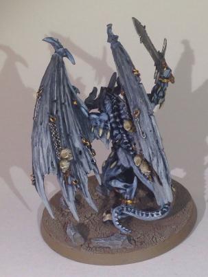 Be'lakor, the first Daemon Prince