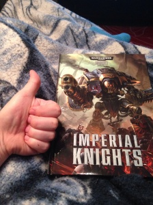 Imperial Knights book