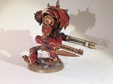 Khorne Decimator Demon Engine