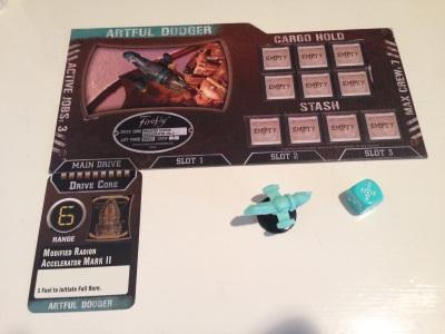 Firefly Artful Dodger 2