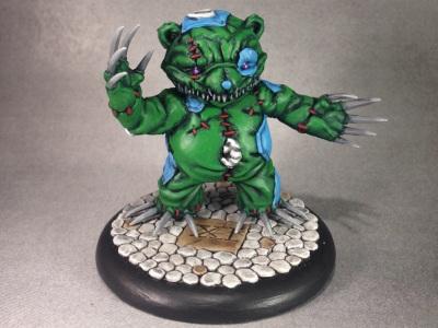 Green Teddy4