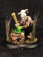Zoraida, the Hag