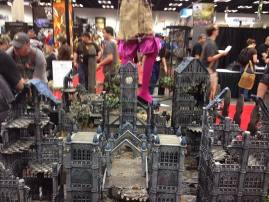 Really cool Malifaux table.