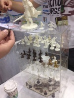 Some of Hero Forge's 3D printed minis. I may need to order one of these eventually.