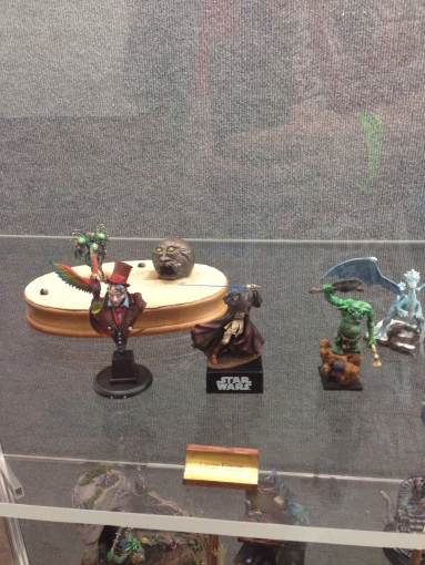 Gen Con painting contest entries