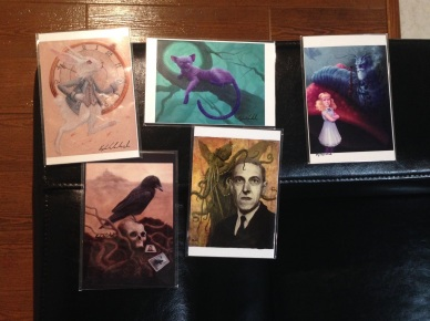 Art prints from Kayla and Brent Woodside at woodsideillustrations.com