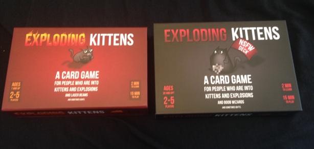 Exploding Kittens 1