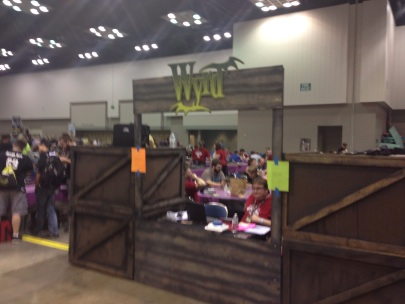 Hey! It's the Wyrd area!