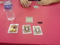 Game of Crowns: sounds like a Game of Thrones ripoff, turns out to be a litte similar in theme, but still a lot of fun.