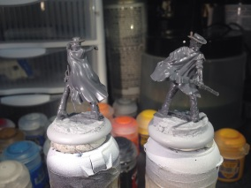 The rear of the new plastic Gunsmiths