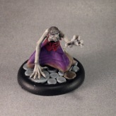 The Depleted: I am really happy with how this model came out (probably my favorite of this bunch)