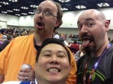 Mario, Sean, and Me!