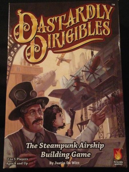 Dastardly Dirigibles #1