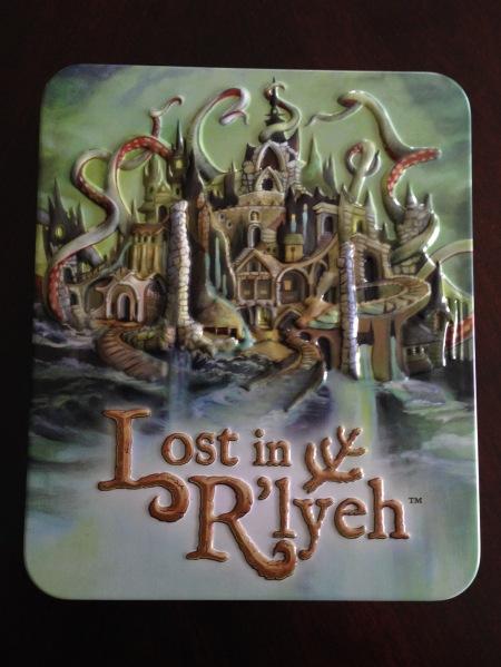 Los in R'lyeh #1