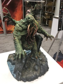 "CMON Cthulhu ""miniature"" painted by Angel Giraldez"
