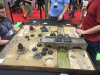 The Other Side demo table