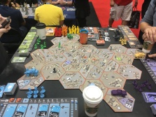 District 9 the boardgame