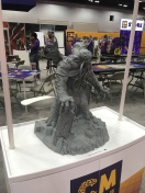 That's a big Cthulhu miniature...