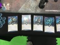 M3E Rasputina crew cards