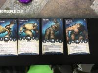 M3E Marcus crew cards
